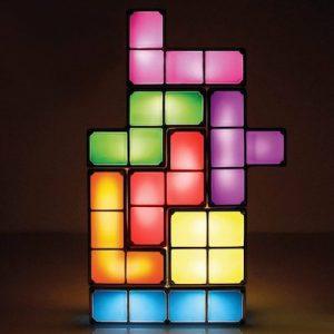 tetris led lampe