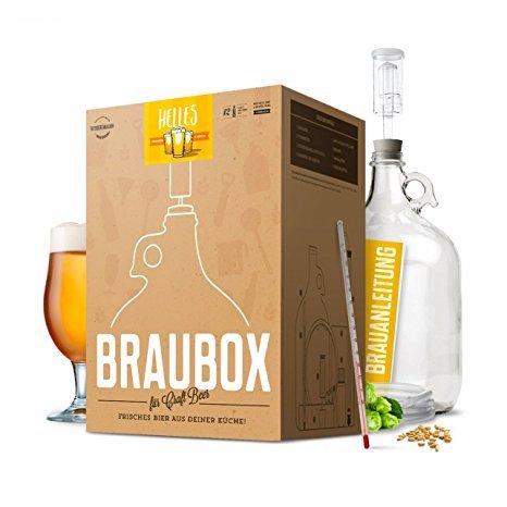 BRAUBOX HELLES | Bierbrauset