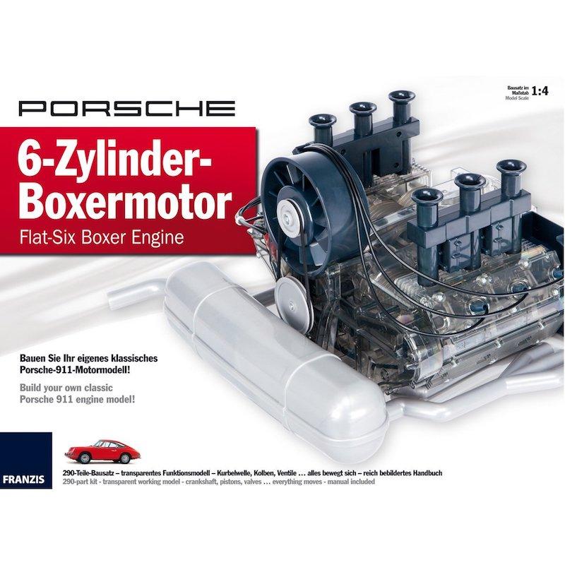 Bausatz 6-Zylinder Boxer-Motor für Porsche 911