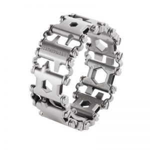 Leatherman TREAD Armband Multitool Edelstahl