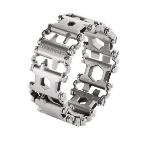 Leatherman TREAD Armband Multitool Edelstahl