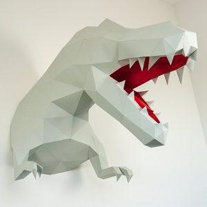 Papertrophy T-Rex Geschenk für Männer