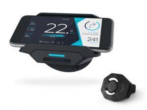 Sport Fahrradsystem mit Alarm
