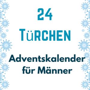 Adventskalender für Männer Weihnachtskalender