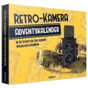 FRANZIS Retro-Kamera-Adventskalender 2018