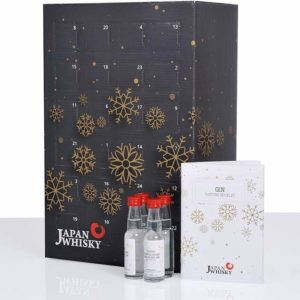 Gin Adventskalender von JAPAN WHISKY