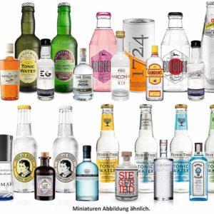 Gin Tonic 24 Flaschen Adventskalender Inhalt
