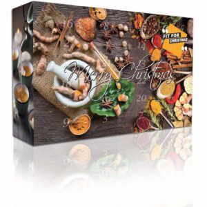 Wellness-Tee-Adventskalender