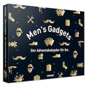 FRANZIS Men's Gadgets Adventskalender für Ihn