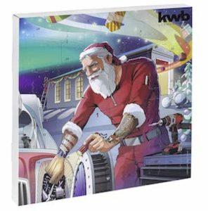kwb Adventskalender Weihnachtskalender für Männer Werkzeugen
