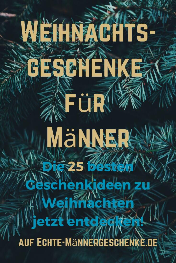 weihnachtsgeschenke für männer 2019