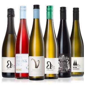 GEILE WEINE Weinpaket VEGAN geschenke