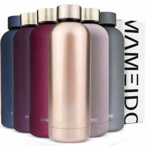 Trinkflasche Edelstahl plastikfreie geschenke